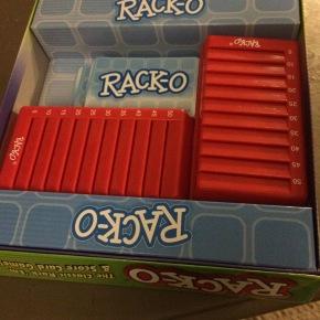 Rack-O, A Full ContactSport