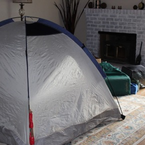 11 Key Items for Indoor Camping