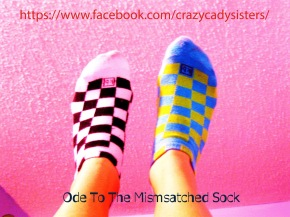 Ode to the MismatchedSock
