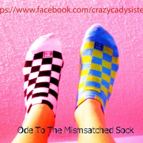 Ode to the Mismatched Sock