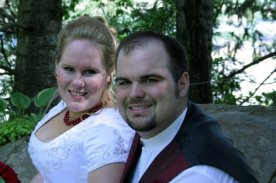 Our Wedding Day: June 29, 2007