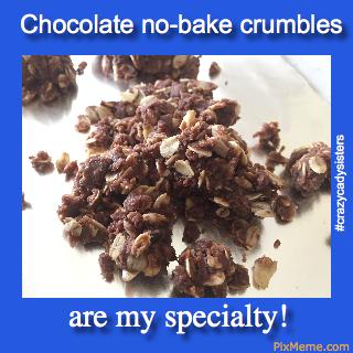 No Bake Crumbles