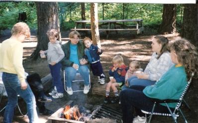 -camping trip